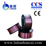 MIG Copper Coated Welding Wire Er70s-6 0.8-1.6mm