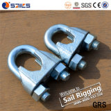 Galvanized 6mm Steel Wire Rope Clip 741