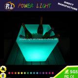 Party Bar Decorative Cube LED Ice Bucket