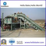 120t Hydraulic Semi-Auto Waste Paper Balers