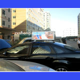 Taxi Top LED Screen with Mw CE Approved Power Supply