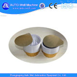 Supply Hot Sale Airline Casserole Alu Lacquered Container