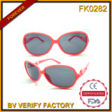 Fk0282 Kid Sunglasses with Clear Lens Hotsale Cheap Frame