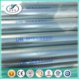 BS1387 Hot Dipped Galvanized Steel Tube