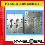 Precision Connector Mold with Surface Treatment