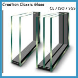 Double/Triple Tempered Insulated Low-E Glass