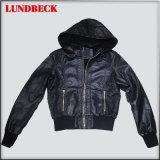 Hoody Women Jacket with Popular Style