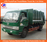 3tons 5tons Faw Compactor Garbage Truck