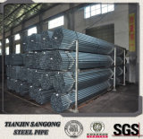 GB3901 2inch Low Carbon Gi Steel Pipe