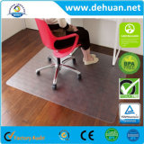 PVC Chair Mat for Medium Pile Carpets up to 3/4-Inch Thick, Clear, 48 X 60 Inches, Rectangular