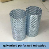 Oil and Sand Control Perforated Tube Pipe