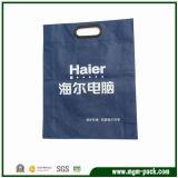 Popular Good Quality Blue Non-Woven Handbag for Shopping