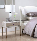 Bedroom Night Stand with Solid Wood for Home and Hotel