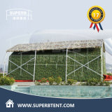 Fire-Resistance Tent Fabric with PVC Coating