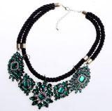 Fashion Big Charm Pendant Necklace (XJW13156)