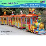 Exciting Animal Cartoon Park Electric Train on Stock (HD-10302)