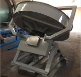 ISO9001 Approved Disc Granulator Fertilizer Pelletizer