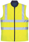 High Visibility Waterproof Protective Outdoor Safety Vest Body Warmer