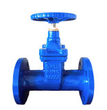 Ductile Iron Resilient Seated Gate Valve DIN3202-F5 Pn16
