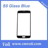 LCD Screen Lens Glass for Samsung S5, Blue