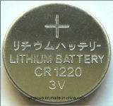 3V 55mAh Lithium Button Cell Battery (CR1220)
