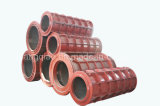 Suspension Roller Cement Pipe Making Steel Moulds