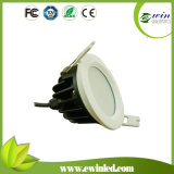 CE/RoHS 9W LED Waterproof Downlight with SAA Certificate