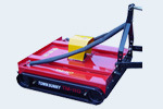 Topper Mower Model TM140 for 25-40HP Tractors (slasher with European certificate)