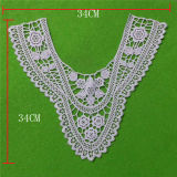 Cloth Decorative White Cotton Lace Collar (cn97)