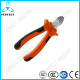 Cr-V Steel Polish Insulated Oblique Pliers