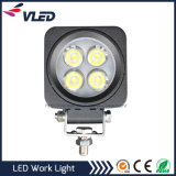 off Road 4X4 LED Working Light 12W Square Flood Spot