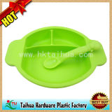 Promotion Green Eco-Friendly Silicone Steamer (TH-06797)
