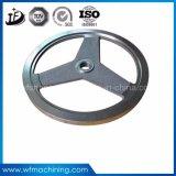 China Supplier OEM/Custom Cast Iron Flywheel for Treadmill