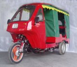 3 Wheel Motorcycle with Cabin for Passenger Tricycle