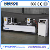 Hot Sale CNC Wood Lathe with Engrave Head H-D150d-Dm