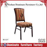 Wholesale Aluminum Metal Hotel Dining Chair (BR-A257)