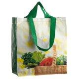 Grocery Shopping Matt Full Color PP Woven Bag