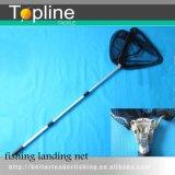 Aluminium Telescopic Handle Fishing Folding Landing Net