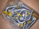 Jic Male 74° Cone ISO 8434-2---SAE J514 Hydraulic Adapter (16011sw)