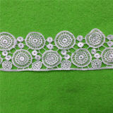 H-Q 100% Polyester Lace Trim (C20)