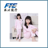 Cotton Sleepwear Kids Lace Pajamas
