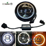 IP67 7inch CREE LED Headlamp Kits with Halo Ring (for Jeep wrangler)