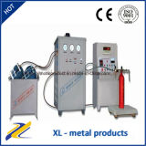 Price for Semi-Automatic Fire Extinguisher CO2 Filling Machine