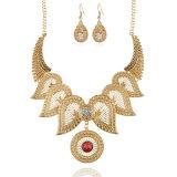 Fashion Jewelry Costume Beautiful Luxury Alloy Jewelry Set