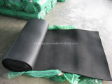 Rubber Plastic Insulation Product Black Foamed Roll