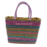 Extra Large Straw Tote Bag