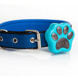 Smart WiFi Pet GPS Tracker with IP66 Waterproof Anti-Lost Dog and Cat