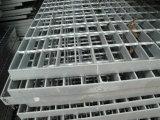 995mm*5800mm Serrated Hot DIP Galvanized Steel Grating