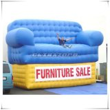 Outdoor advertisement Giant Inflatable Sofa Product Model