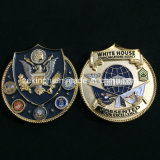 Custom Governmental Military Challenge Coins for Awards